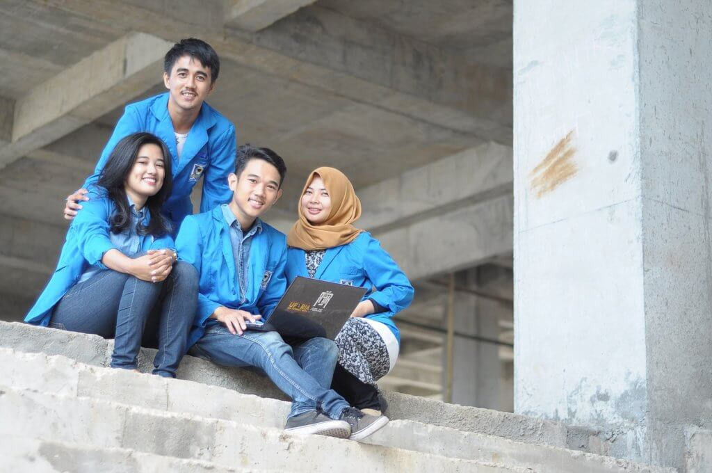 Group of Students 5