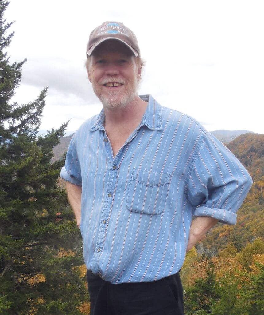 Smokey Mountains, October 2014