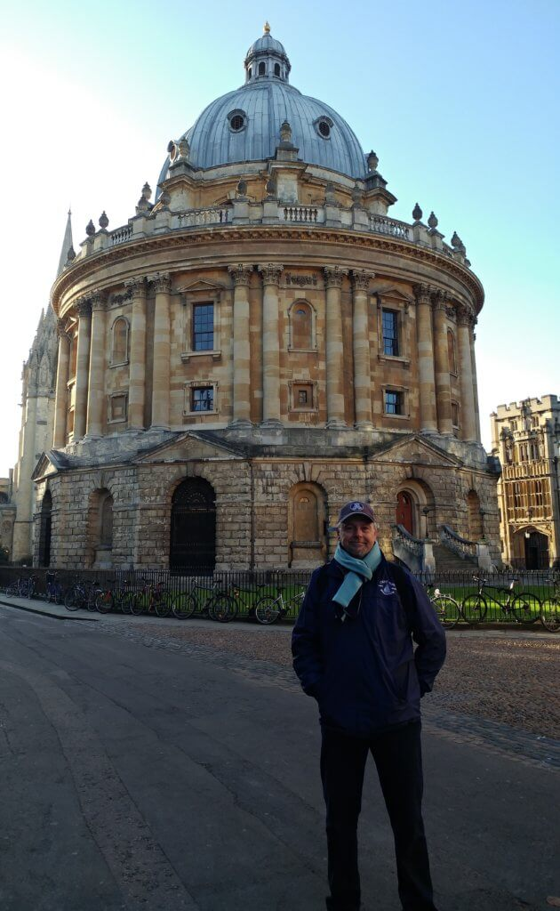 University of Oxford, December 2017